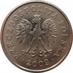 Moneta > 1zlotas, 1990-2016 - Lenkija  - reverse