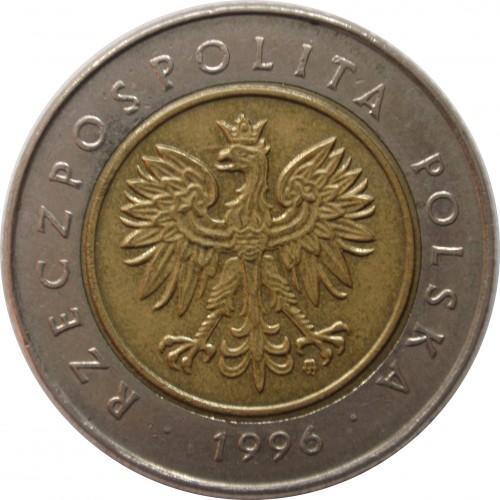 5 zlotych 1994 года цена 10 рублей хабаровск