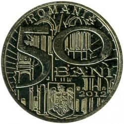 Moneta > 50banių, 2012 - Rumunija  (500th Anniversary - Reign of Neagoe Basarab in Wallachia) - obverse