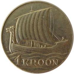 سکه > 1کرون, 1934 - استونی  - reverse
