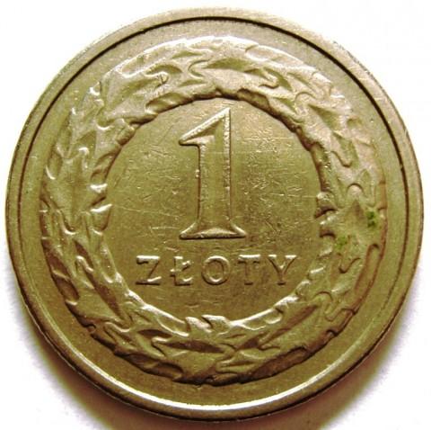 1 zloty 1995 стоимость 2 рубля 2000г сколько стоит
