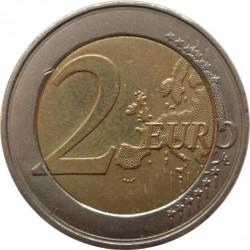 Moeda > 2euro, 2009-2018 - Eslováquia  - reverse