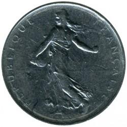 Coin > 1franc, 1970 - France  - obverse