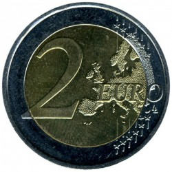 Pièce > 2euros, 2006-2018 - Finlande  - obverse