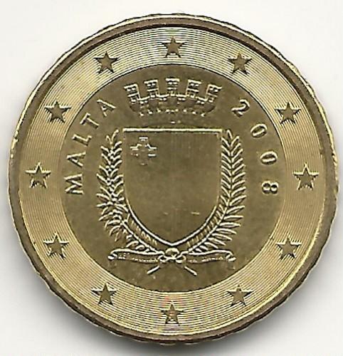 10 Eurocent 2008 2018 Malta Münzen Wert Ucoinnet