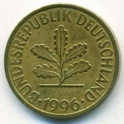 Münze > 10Pfennig, 1996 - Deutschland  - obverse