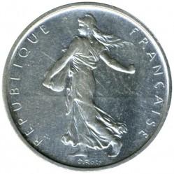 მონეტა > 5ფრანკი, 1959-1969 - საფრანგეთი  - obverse