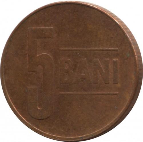 5 Bani 2005 2017 Rumänien Münzen Wert Ucoinnet