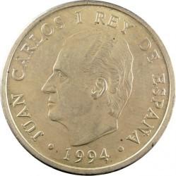 Монета > 2000песети, 1994 - Испания  (IMF/World Bank Group Annual Meetings in Madrid) - obverse