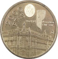 Монета > 2000песети, 1994 - Испания  (IMF/World Bank Group Annual Meetings in Madrid) - reverse