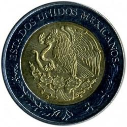 Coin > 5pesos, 2008 - Mexico  (Bicentenary of Independence - Francisco Primo de Verdad y Ramos) - obverse