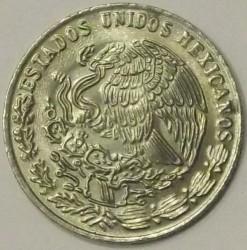 Munt > 20centavos, 1974-1983 - Mexico  - obverse