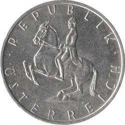 Moneda > 5chelines, 1990 - Austria  - obverse