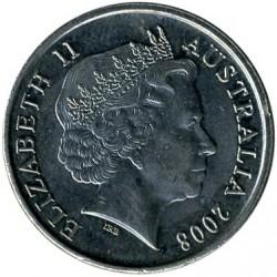 Moneda > 10centavos, 1999-2018 - Australia  - obverse