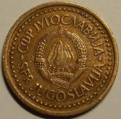 Münze > 50Para, 1982-1984 - Jugoslawien  - obverse