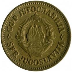 Moneda > 50para, 1965-1978 - Yugoslavia  - obverse