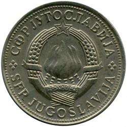 Moneda > 5dinares, 1974 - Yugoslavia  - obverse