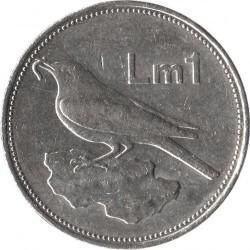 Münze > 1Lira, 1991-2007 - Malta  - reverse