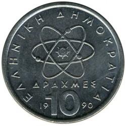 Mynt > 10drakmer, 1982-2002 - Hellas  - obverse
