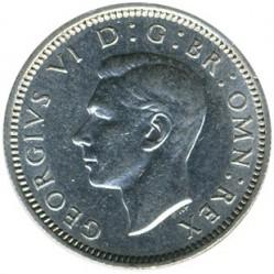 錢幣 > 6便士, 1937-1946 - 英國  - obverse