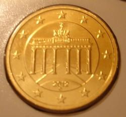 Moeda > 50cêntimosdeeuro, 2007-2019 - Alemanha  - obverse