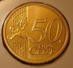 Νόμισμα > 50Σέντς, 2007-2018 - Γερμανία  - reverse