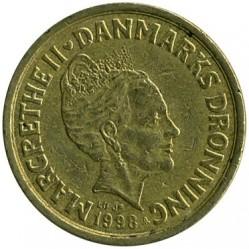 Νόμισμα > 10Κρόνερ(Κορώνες), 1994-1999 - Δανία  - obverse