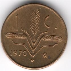 Munt > 1centavo, 1970-1973 - Mexico  - reverse