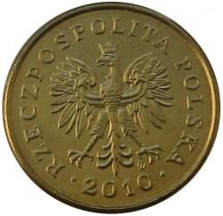 Moneta > 2grosze, 1990-2014 - Polska  - obverse