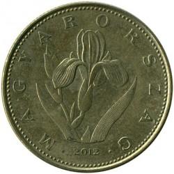 Moneta > 20fiorini, 2012-2018 - Ungheria  - obverse
