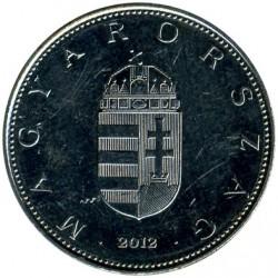 Monedă > 10forinți, 2012-2018 - Ungaria  - obverse