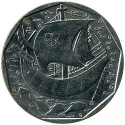 Monēta > 50eskudo, 1986-2001 - Portugāle  - reverse