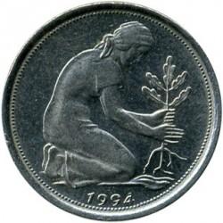 Münze > 50Pfennig, 1994 - Deutschland  - obverse
