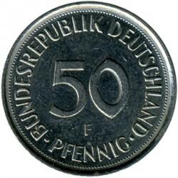 Münze > 50Pfennig, 1994 - Deutschland  - reverse