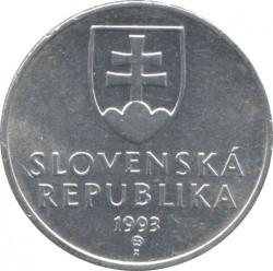 Moneta > 20halerzy, 1993-2003 - Słowacja  - obverse