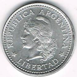 Кованица > 1цент, 1970-1975 - Аргентина  - obverse