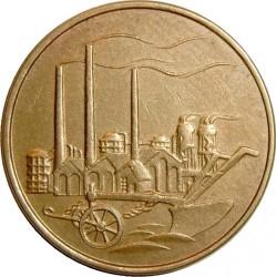 50 Pfennig 1949 1950 Deutschland Ddr Münzen Wert Ucoinnet