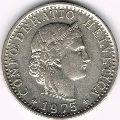 20 Rappen 1939 2017 Schweiz Münzen Wert Ucoinnet