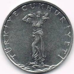 Moneda > 25kurus, 1967-1978 - Turquía  - obverse