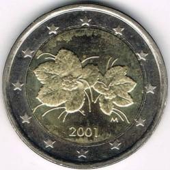 Münze > 2Euro, 1999-2006 - Finnland  - obverse