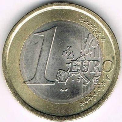 italie 1 euro 2002 2007 km 216 catalogue de pi ces. Black Bedroom Furniture Sets. Home Design Ideas