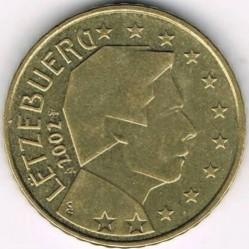 Кованица > 50eurocent, 2002-2006 - Луксембург  - obverse