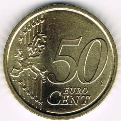 Münze > 50Eurocent, 2008-2016 - San Marino  - reverse