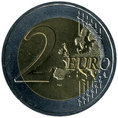 2 Euro 2009 10 Jahre Euro österreich Münzen Wert Ucoinnet