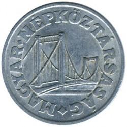 Монета > 50филлеров, 1967-1989 - Венгрия  - obverse