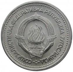 Moneda > 1dinar, 1963 - Yugoslavia  - obverse