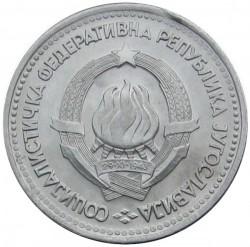 Coin > 5dinara, 1963 - Yugoslavia  - obverse