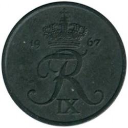 Minca > 1ore, 1948-1972 - Dánsko  - obverse