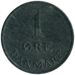 Minca > 1ore, 1948-1972 - Dánsko  - reverse