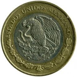 Coin > 10pesos, 2012 - Mexico  - obverse